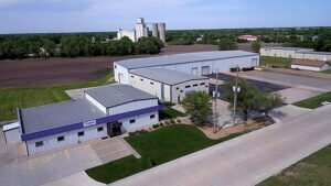 Hornet Cutting Systems manufacturing facility